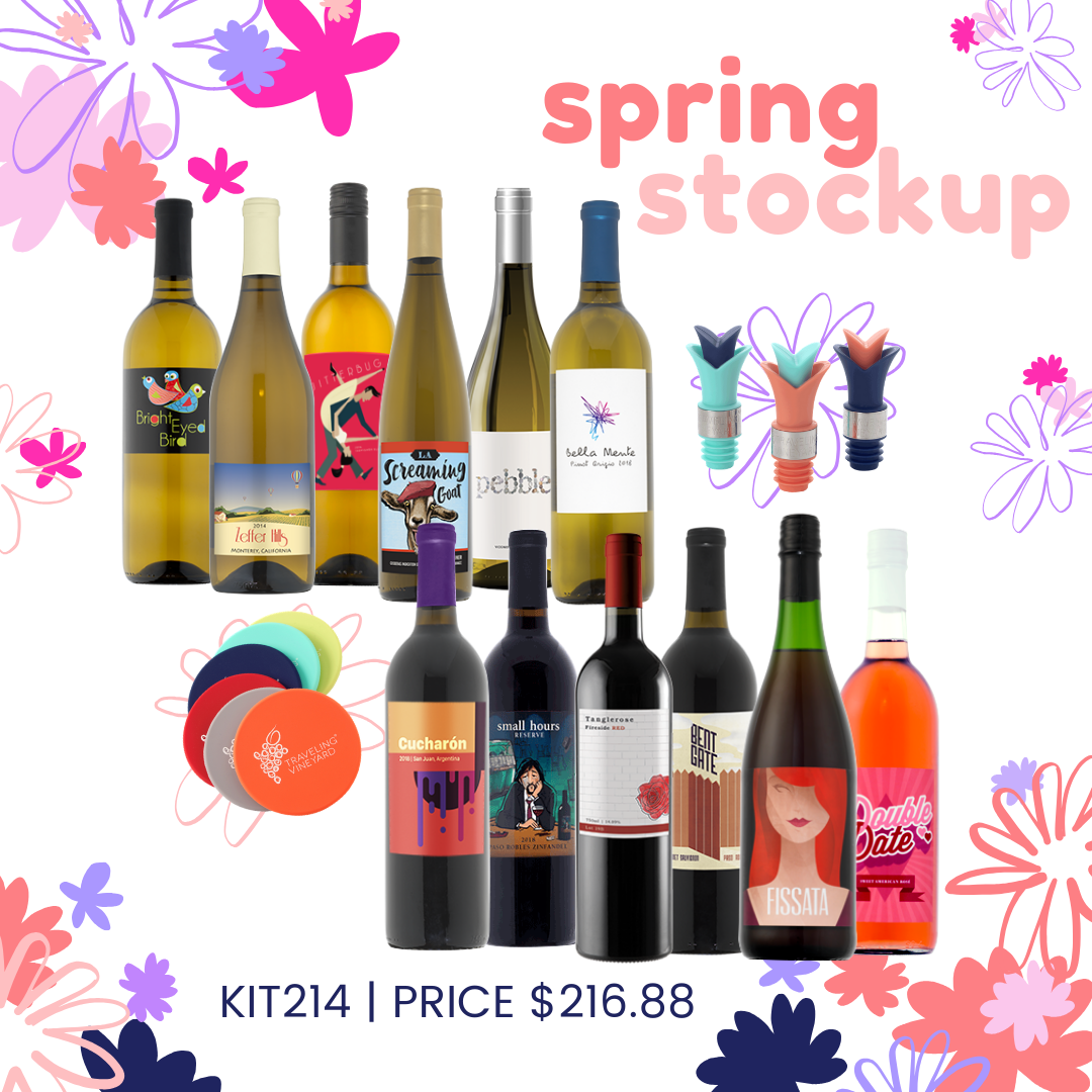 Spring Stock Up