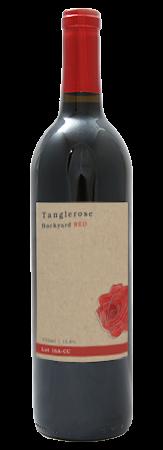 Tanglerose Backyard Red Blend