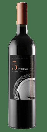 5 String Reserve Petite Sirah