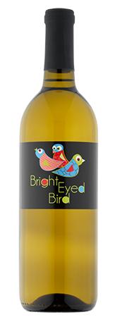 Bright Eyed Bird White Wine