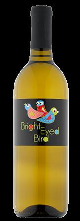 Bright Eyed Bird White Blend