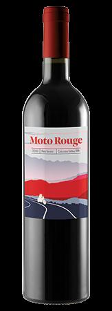 Moto Rouge Petit Verdot