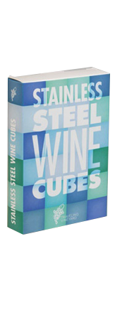 Stainless Steel Cubes Set of Six