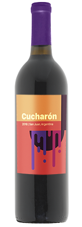 Cucharón Red Blend