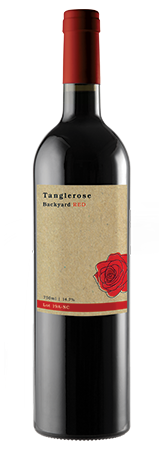 Tanglerose Red Wine, Lot 19A-NC
